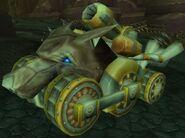 Siege engine wolf