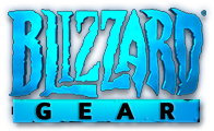 Logo blizzard gear