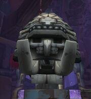 Drakkari Colossus head
