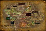 Mount Hyjal quests flowchart