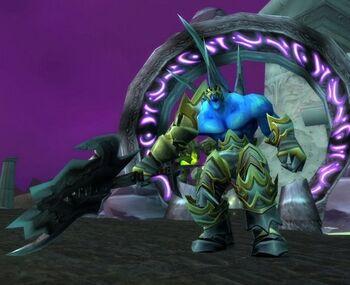 Demon Portal Guardian