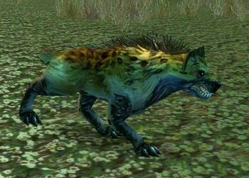 Hecklefang Hyena