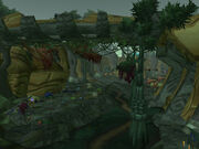 Shattrath lower city