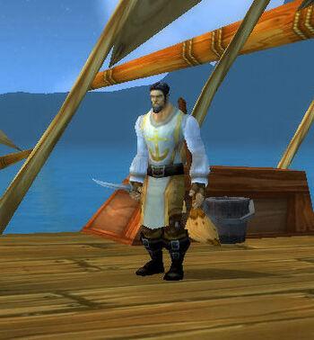 Alliance Sailor