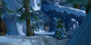 Icewing Cavern outside