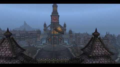 Worgen Intro Cinematic World of Warcraft 4K