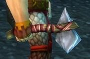 Scalping Tomahawk