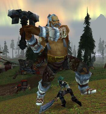 Winterskorn Defender