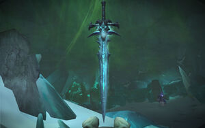 Frostgram in Wrath of the Lich King