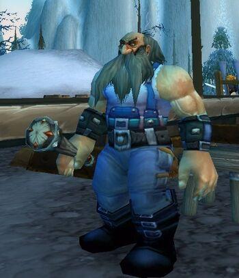Stormpike Quartermaster