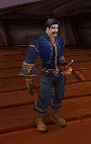 Captain Paul Carver