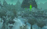 Dragonblight - Carrion Fields Naxxramas Wintergarde Keep