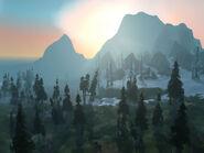 Howling Fjord vista