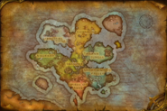 Prelim Warlords of Draenor map