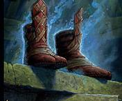 Abyss Walker's Boots TCG