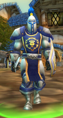 Stormwind City Patrollers