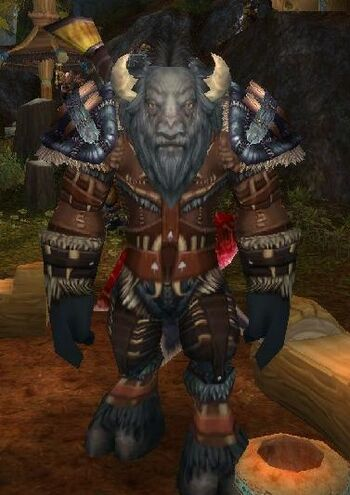 Tormak the Scarred