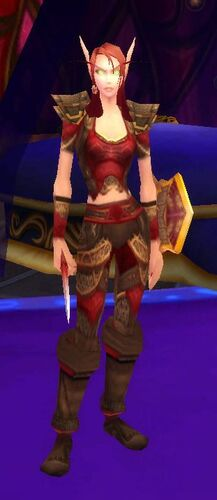 Blood Knight Adept