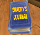 Snacky's Journal