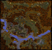 Digging up the Dead Map