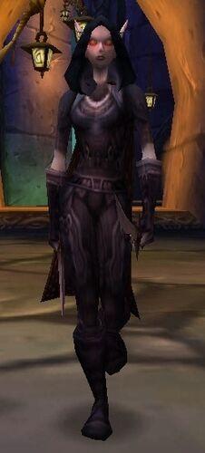 Dark Ranger Clea