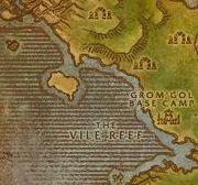 Haunted Isle location