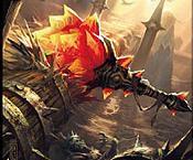 Vengeful Gladiator's Bonecracker TCG