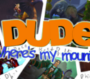 Dude, Where's My Mount?