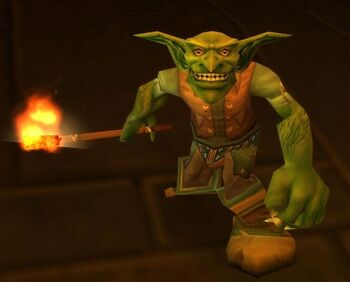 Goblin Craftsman