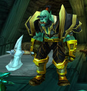 Legionnaire Nazgrim equipped