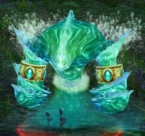 Befouled Water Elemental