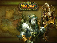 Cataclysm Outland loading screen