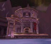 Wintergrasp Keep Tower