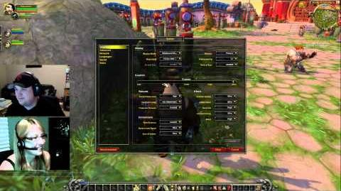 Pandaren Starting Zone with Eldorian, Miaari, and Kafira