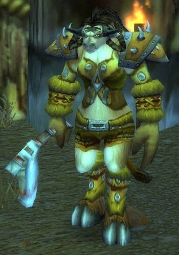 Barrens Guard