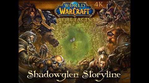 Explore Shadowglen Storyline Lore Facts in World of Warcraft 4K