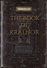 Book of kralnor