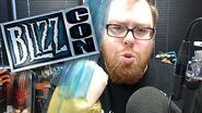 Blizzcon 2015 Goodie Bag Unboxing!