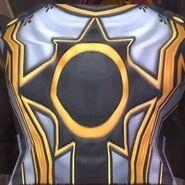 Argent Crusader's Tabard back cutout