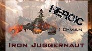 Eonar Madmortem-EU SoO-Iron Juggernaut heroic 10 man