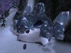 The Frozen Mine