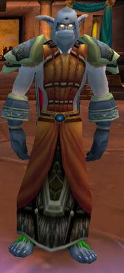 Flamestrider robes