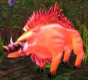 Thistle Boar