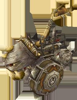 Forsaken catapult