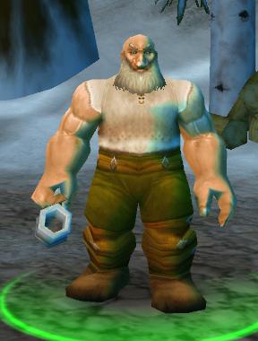 Senir Whitebeard