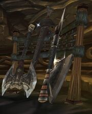 Vrykul Weapons