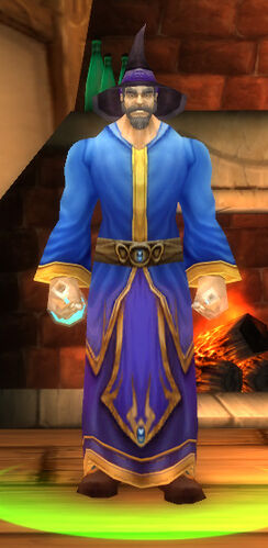 Alchemist Mallory