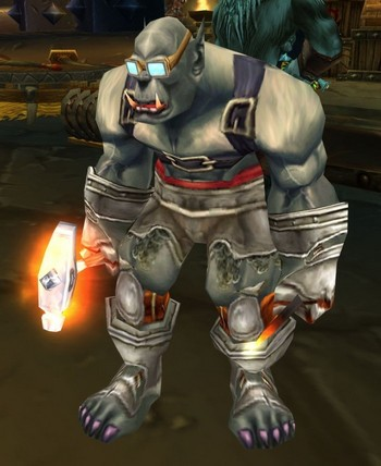 Armorer Orkuruk