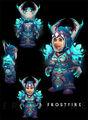 Frostfire Regalia gnome female