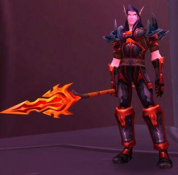 Commander Dawnforge